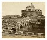 Caste of St. Angelo Reproduction procédé giclée par Giacomo Brogi