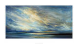 Coastal Clouds XVIII Premium Giclee Print by Sheila Finch