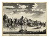 Views of Amsterdam VI Giclee Print by Nicolaus Visher