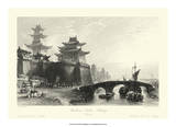 Scenes in China IX Giclee Print by T. Allom