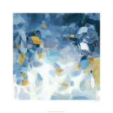 Blue Dreams Premium Giclee Print by Christina Long