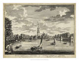 Views of Amsterdam VII Giclee Print by Nicolaus Visher