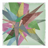 Burst I Giclee Print by Jennifer Goldberger