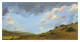 High Desert Light Giclee Print by Judith D'Agostino