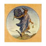 Hermes Giclee Print by Thomas Matthews Rooke