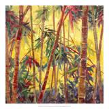 Bamboo Grove II Giclee Print by Nanette Oleson