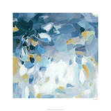 Summer Blues Premium Giclee Print by Christina Long