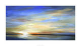 April Sky II Premium Giclee Print by Sheila Finch