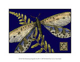 Mini Shimmering Dragonfly III Giclee Print