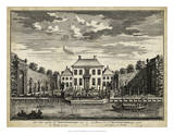 Views of Amsterdam V Giclee Print by Nicolaus Visher