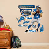 Matthew Stafford - Fathead Jr. Wall Decal