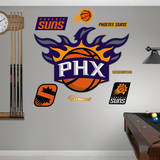 Phoenix Suns Alternate Logo Wall Decal