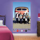 The Vamps Bus Mural Wall Mural