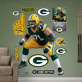 Josh Sitton Wall Decal