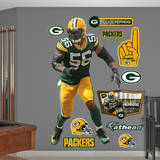 Julius Peppers Wall Decal