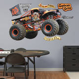 Monster Jam: Captain's Curse Wall Decal