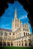 Norwich Cathedral Photographic Print by Tim Kahane
