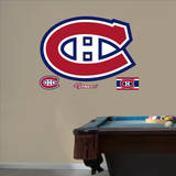 Montreal Canadiens Logo Wall Decal