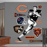 Mike Ditka Wall Decal