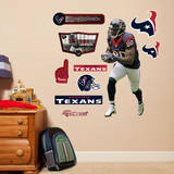 Andre Johnson - Fathead Jr. Wall Decal