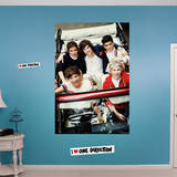 One Direction Driving Mural Wall Mural