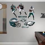 LeSean McCoy Hero Pack Wall Decal