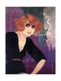 Mistinguette II Giclee Print