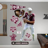 Johnny Manziel Texas A&M Aggies Wall Decal