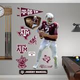 Johnny Manziel Texas A&M Aggies Wall Decal