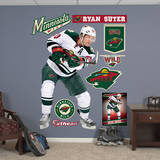 Ryan Suter - Defenseman Wall Decal