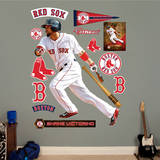 Shane Victorino Wall Decal