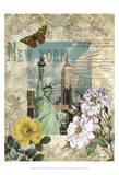 Eternal New York Prints by Abby White