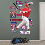 Shin-Soo Choo Wall Decal
