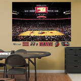 Portland Trail Blazers Arena Mural Wall Mural