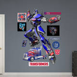 Transformers 4 Optimus Prime Wall Decal