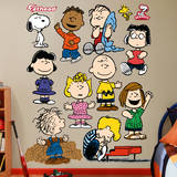 Peanuts Collection Wall Decal