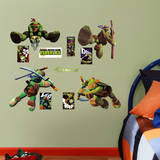Teenage Mutant Ninja Turtles - Fathead Jr. Wall Decal