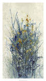 Indigo Floral I Giclee Print by Tim
