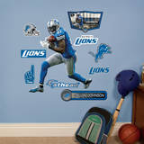 Calvin Johnson - Fathead Jr. Wall Decal