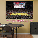 Houston Rockets Arena Mural Wall Mural