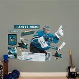 Antti Niemi Wall Decal