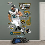 Toby Gerhart Wall Decal