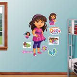 Dora & Friends Wall Decal