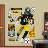 Le'Veon Bell Wall Decal