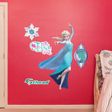 Disney Frozen - Elsa Fathead Jr. Wall Decal