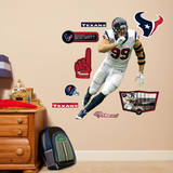 JJ Watt - Fathead Jr. Wall Decal