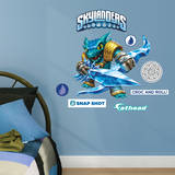 Skylanders Trap Team: Snap Shot - Fathead Jr. Wall Decal