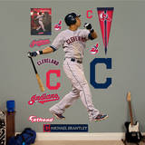 Michael Brantley Wall Decal