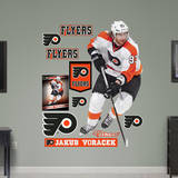 Jakub Voracek Wall Decal