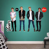 The Vamps Collection Wall Decal
